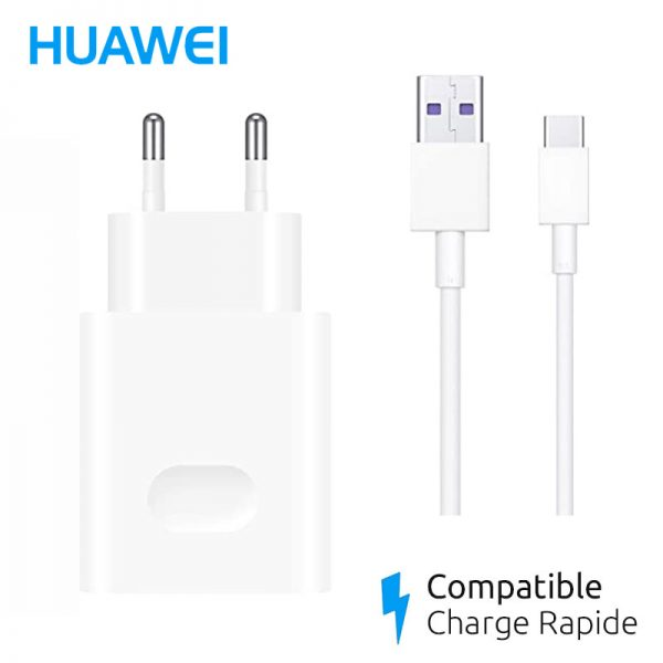 chargeur huawei p smart 2020