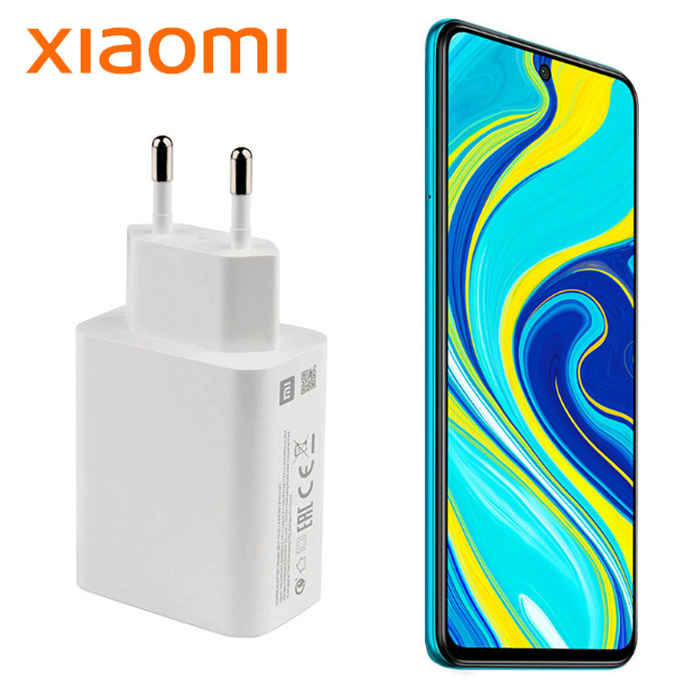 chargeur xiaomi redmi note 9s