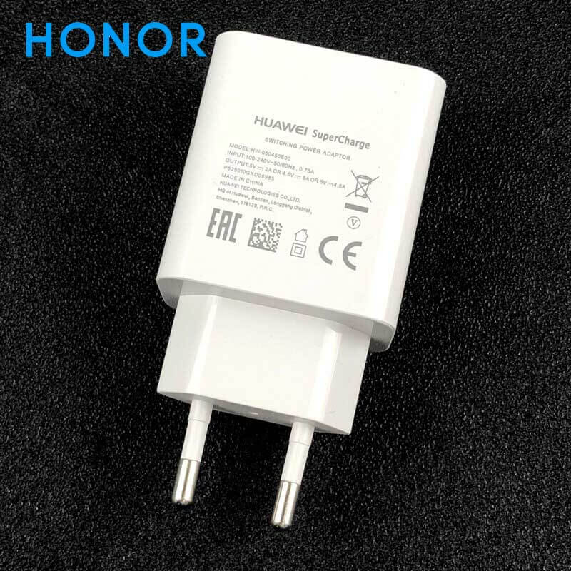 chargeur honor 10 rapide
