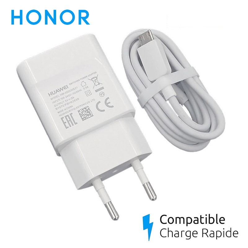 chargeur honor 8x