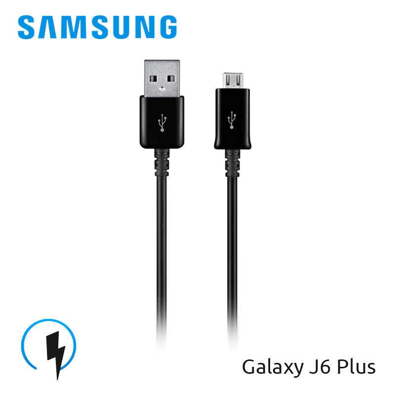 cable samsung Galaxy j6 plus chargeur