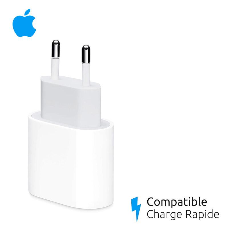chargeur iphone 11 original