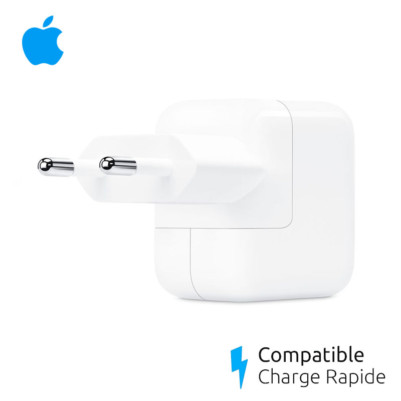 chargeur iphone 7 plus rapide
