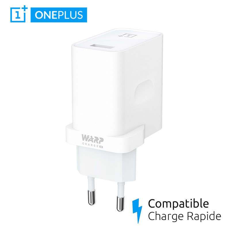 chargeur oneplus 7t original