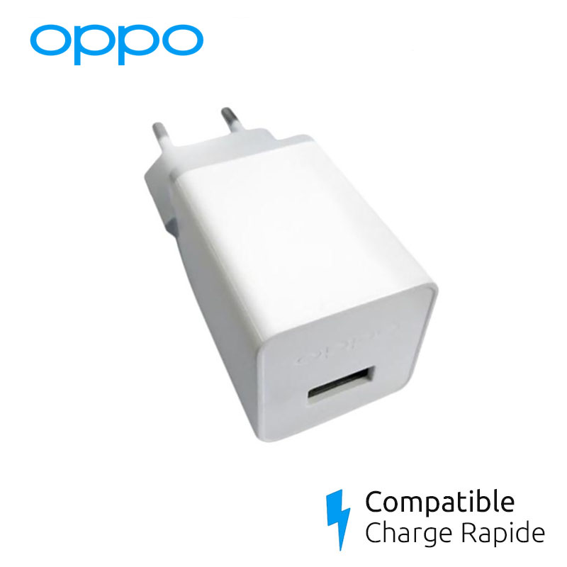 chargeur oppo a9 2020 original