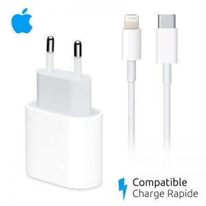 chargeur rapide iphone 11