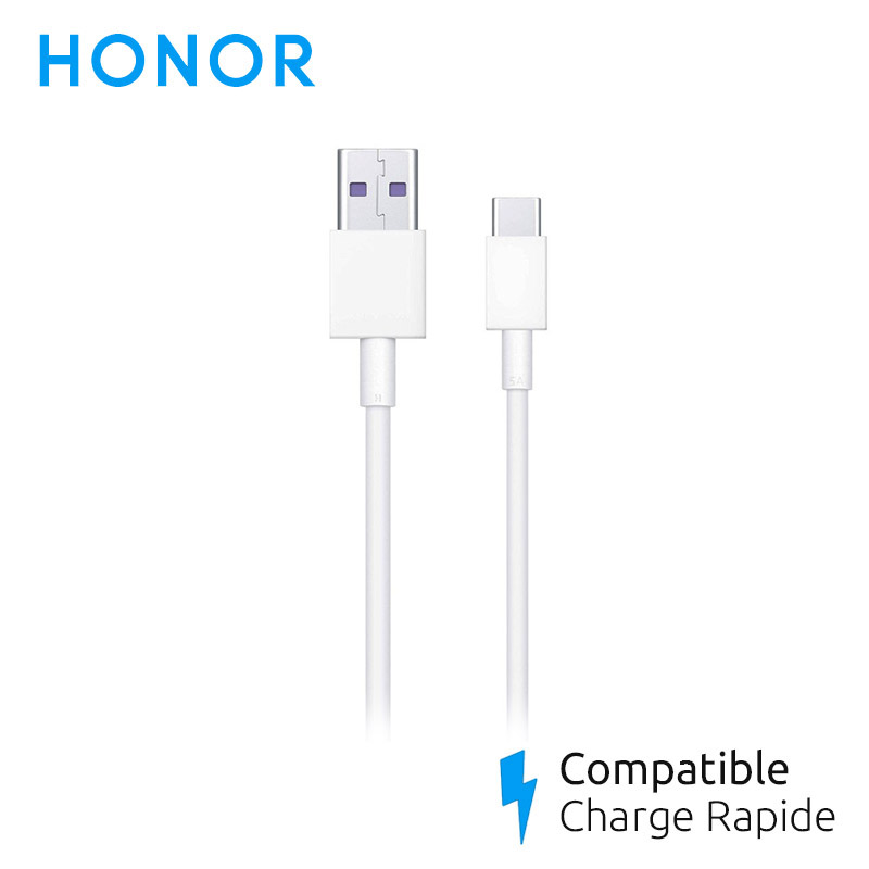 chargeur honor view 20 cable