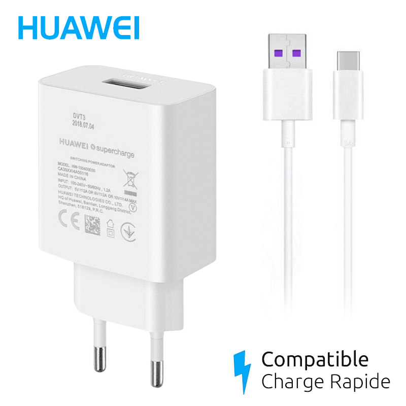chargeur huawei p30 pro