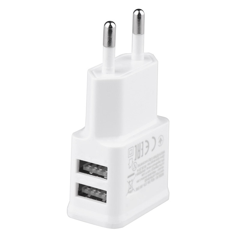 chargeur double usb