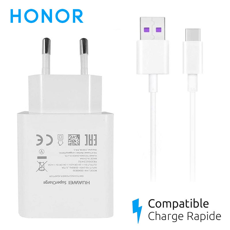 chargeur honor view 10