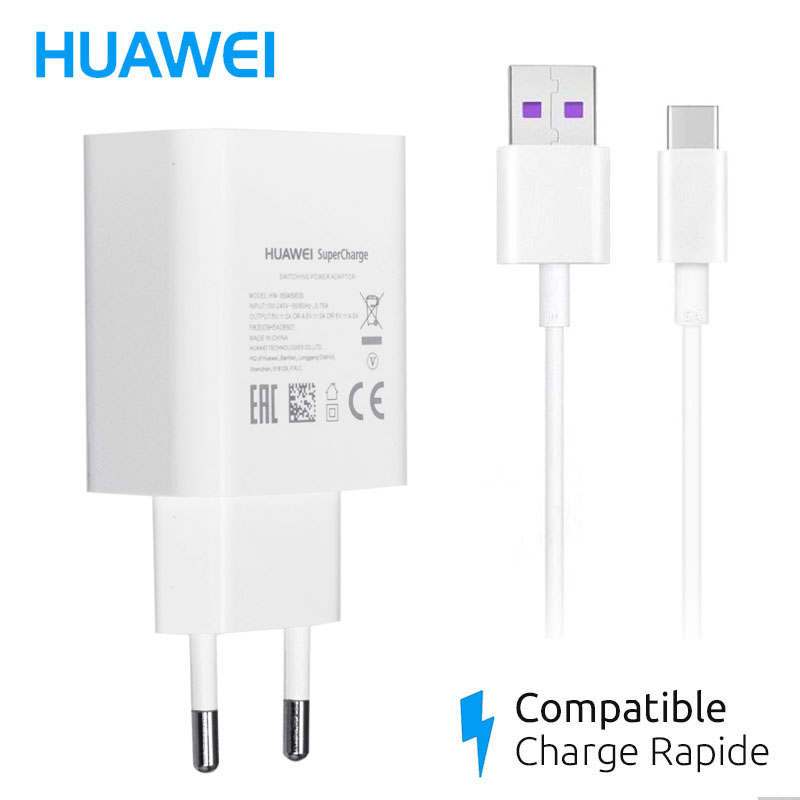chargeur huawei mate 20 pro