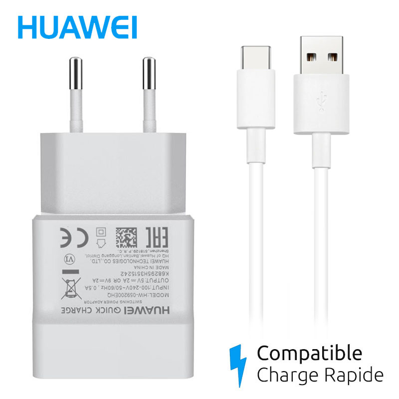 chargeur huawei p20 lite