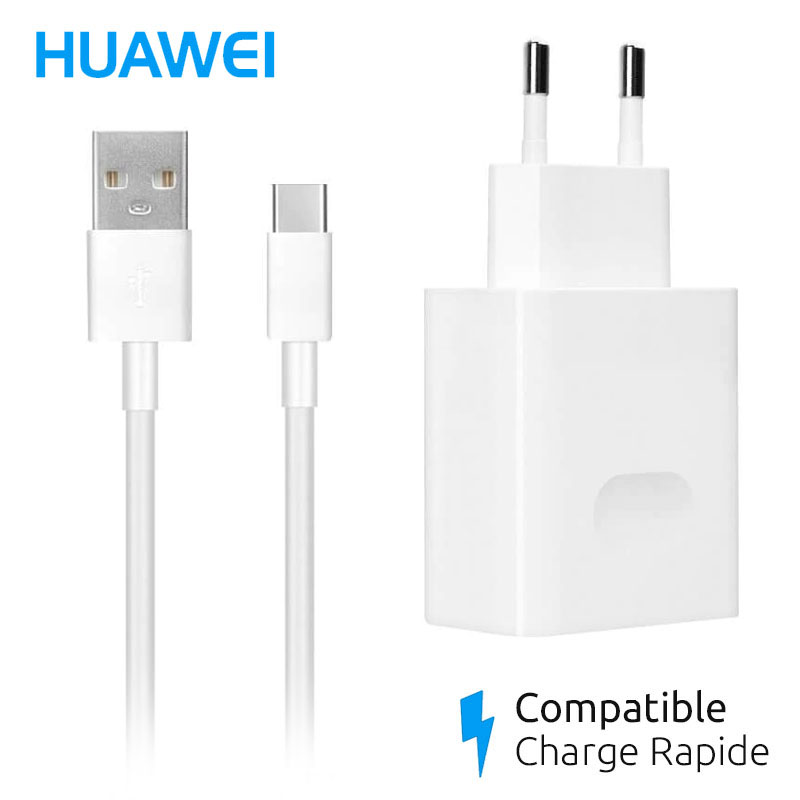 chargeur huawei p20
