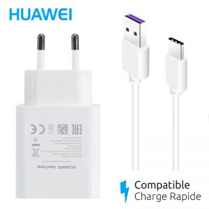 chargeur huawei p30