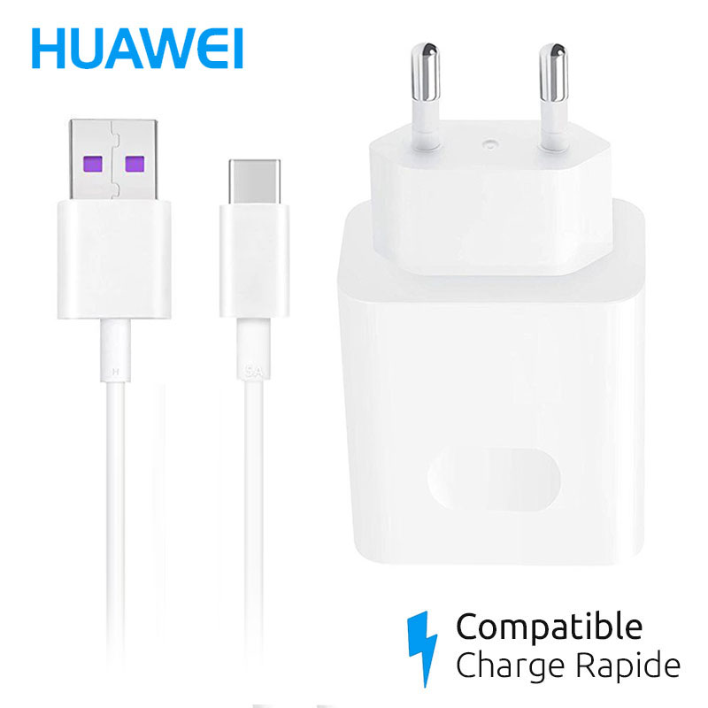 chargeur huawei p40 lite