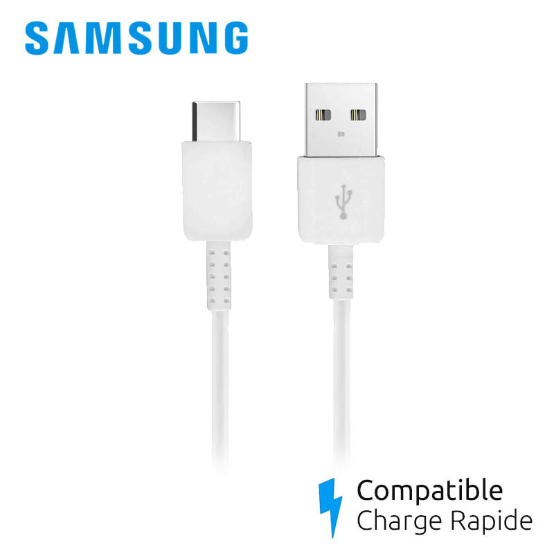 chargeur samsung galaxy a20 cable