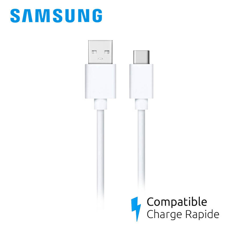 chargeur samsung galaxy a20e cable