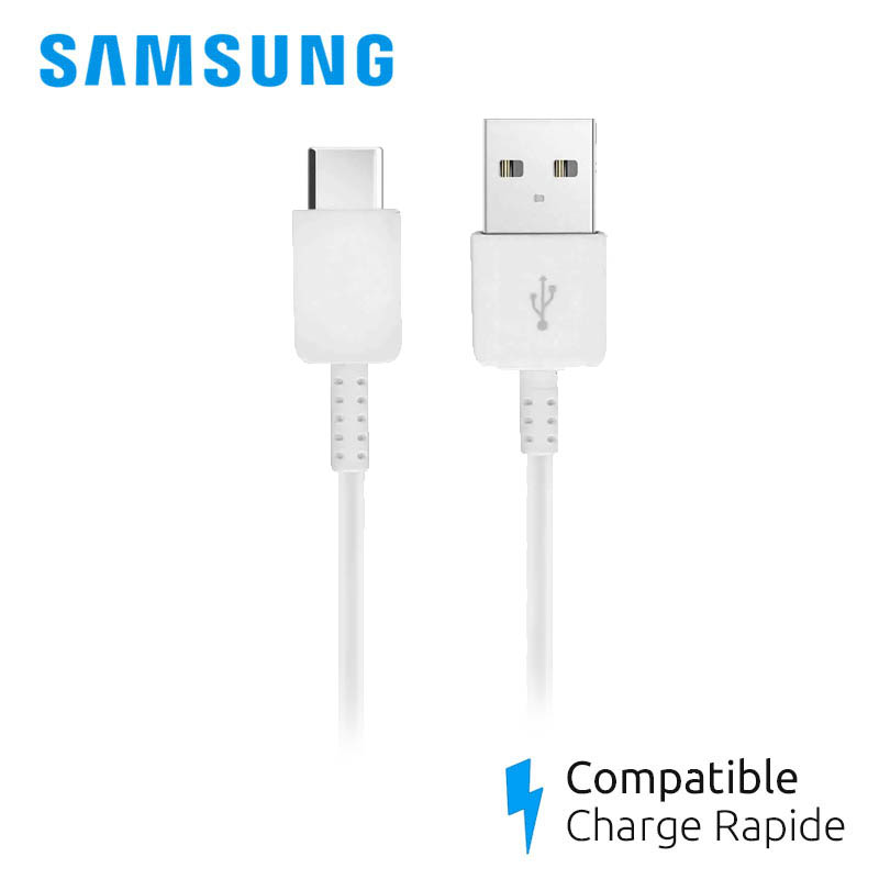 chargeur samsung galaxy s8 cable original