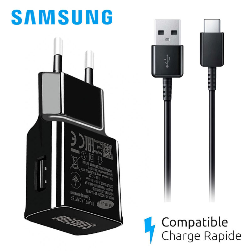 chargeur samsung galaxy s9 plus