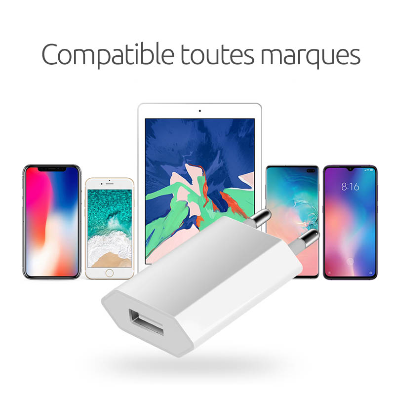 chargeur universel telephone rapide