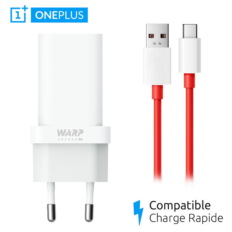 chargeur oneplus 7 pro