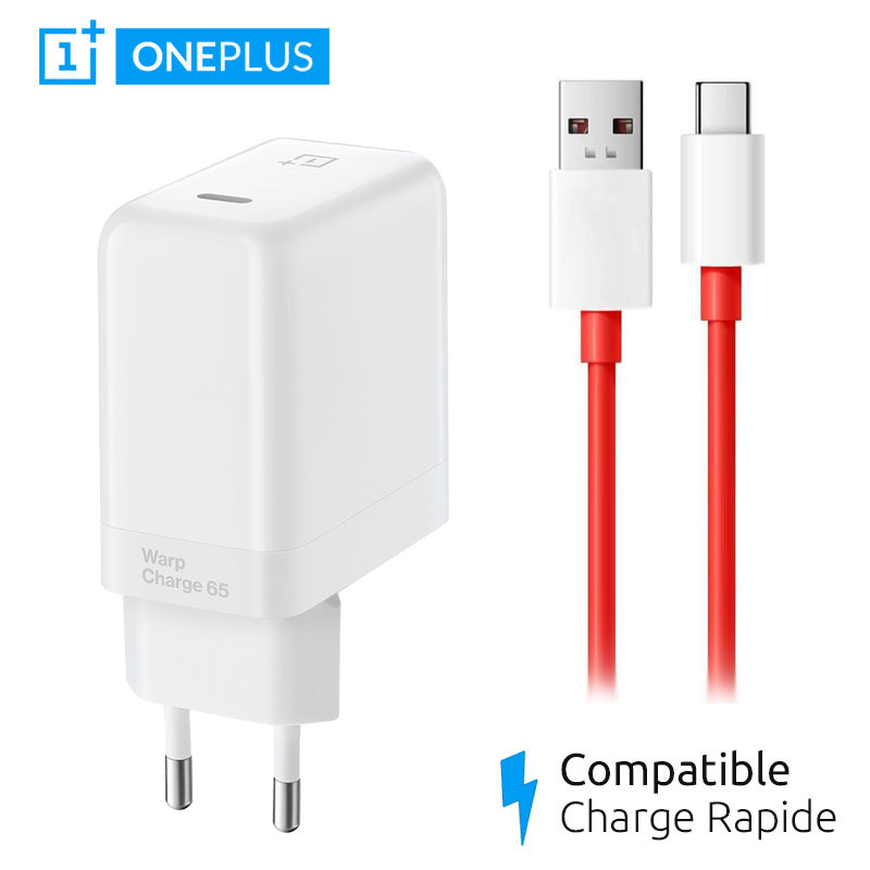 chargeur oneplus 8t