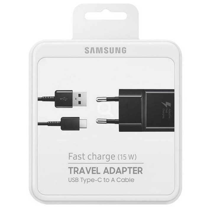 chargeur samsung 15w rapide