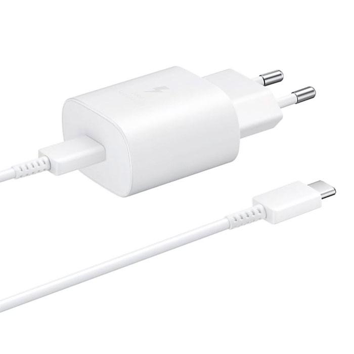 chargeur samsung 25w avec cable