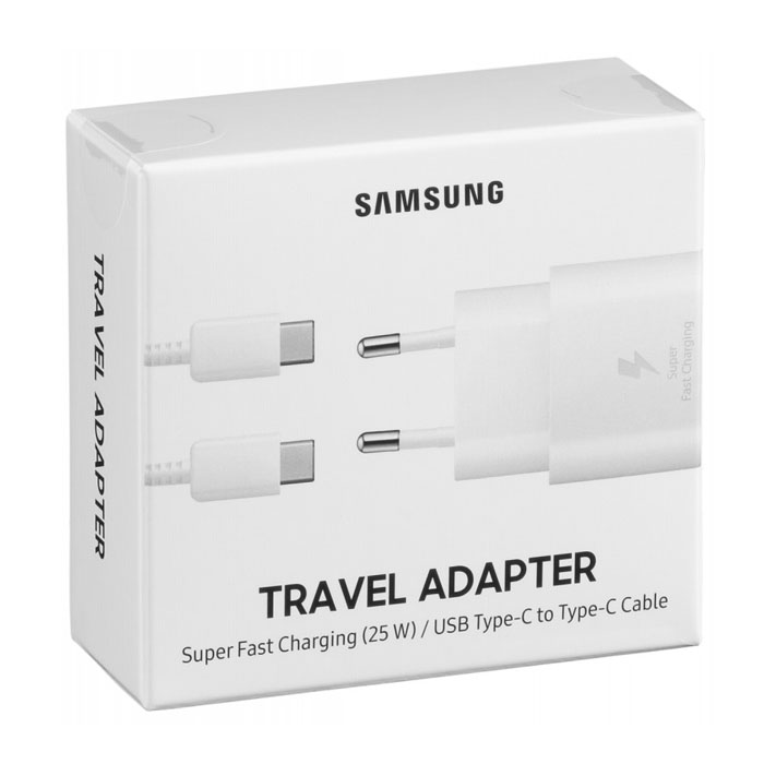 chargeur samsung 25w rapide