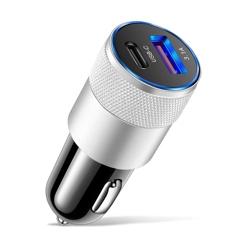 chargeur telephone voiture universel rapide