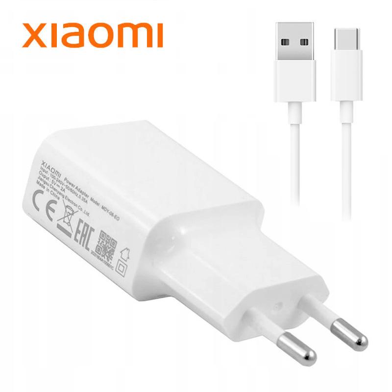 chargeur xiaomi 18w avec cable