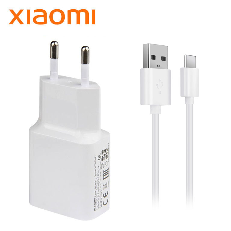 chargeur xiaomi redmi 9t cable