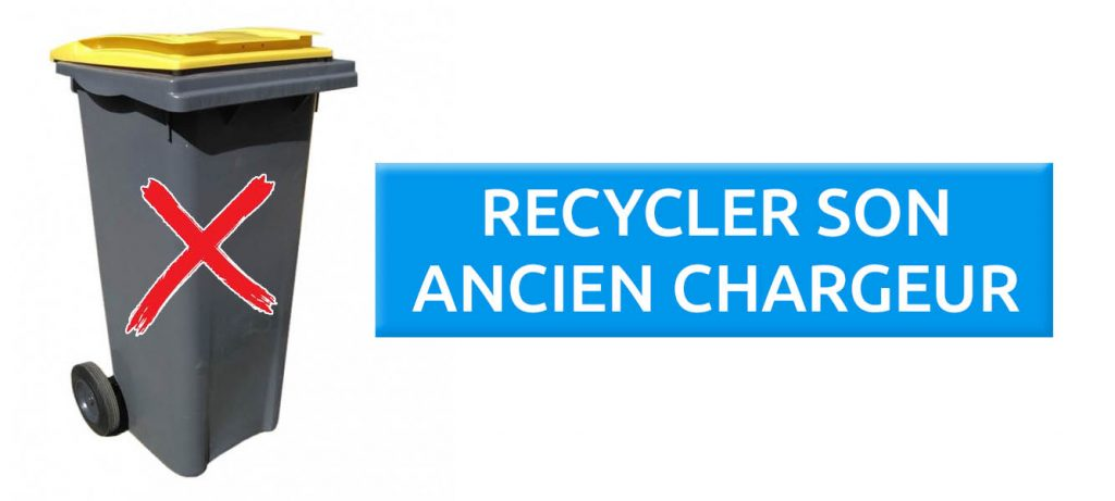 recycler chargeur telephone 1